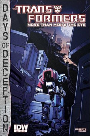 Transformers: More Than Meets the Eye (2012) 36-B