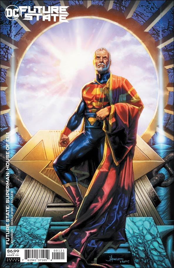 Future State: Superman - House of El 1-B by DC