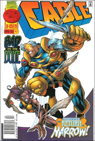 Cable (1993) 42-B by Marvel