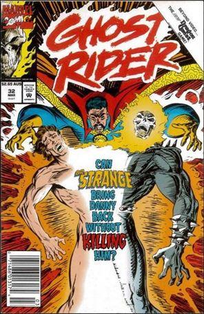Ghost Rider (1990) 32-B