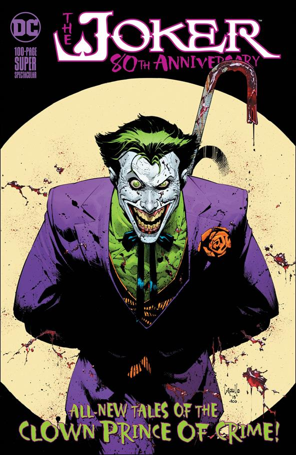 Joker 80th Anniversary 100-Page Super Spectacular 1-A by DC