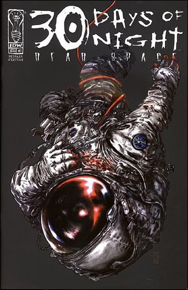 30 Days of Night: Dead Space 1-B by IDW