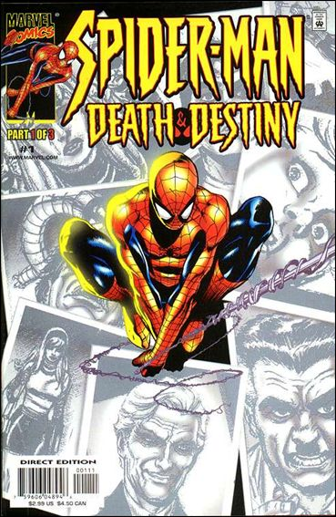 Spider-Man: Death and Destiny 1-A by Marvel