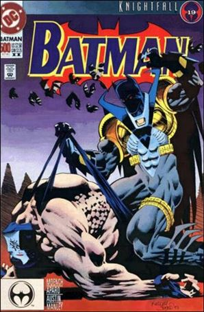 Batman (1940) 500-D