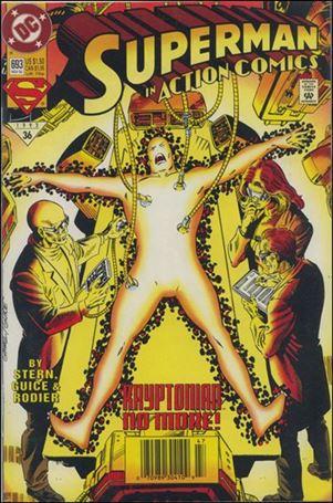 Action Comics (1938) 693-A