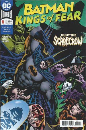 Batman: Kings of Fear 1-A