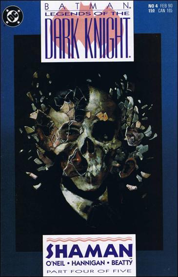 Batman: Legends of the Dark Knight 4-A by DC