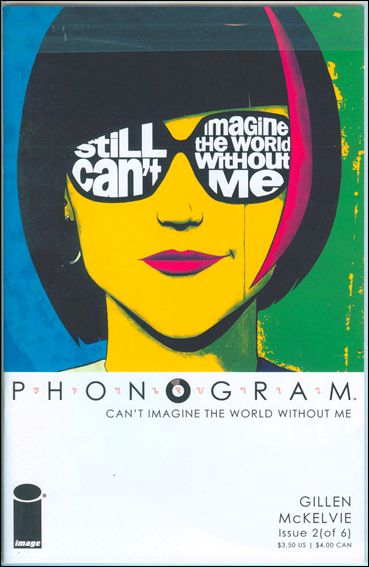Phonogram 2-A by Image