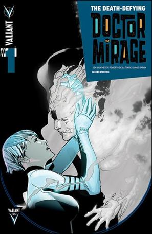 Death-Defying Doctor Mirage 1-D