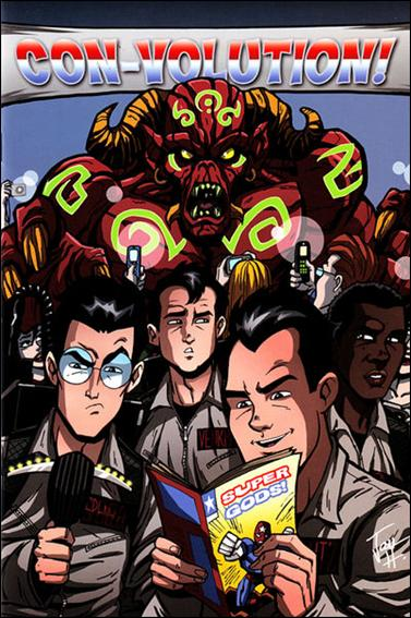 Ghostbusters: Con-Volution 1-C by IDW