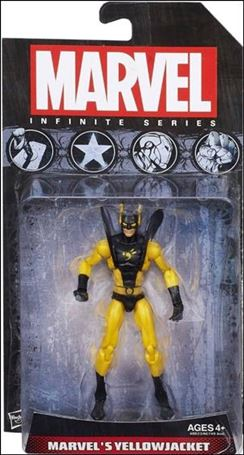 Marvel Infinite Series Yellowjacket