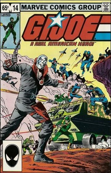 G.I. Joe: A Real American Hero 14-C by IDW