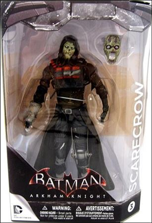 Batman: Arkham Knight  Scarecrow