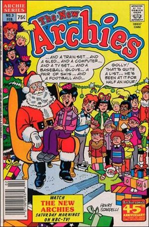 New Archies 3-A