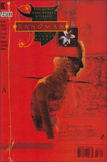 Sandman (1989) 58-A by Vertigo