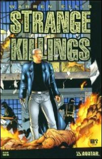 Strange Killings 1-B by Avatar Press