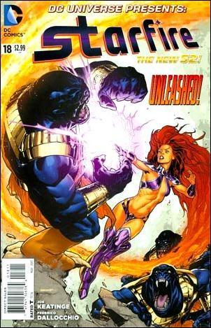 DC Universe Presents 18-A by DC