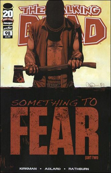 Walking Dead (2003) 98-A by Skybound Entertainment