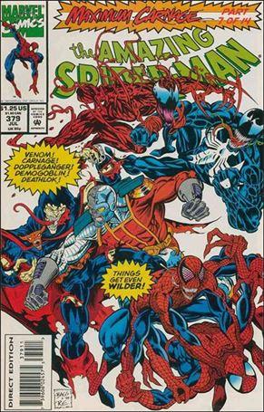Amazing Spider-Man (1963) 379-A