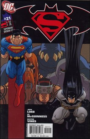 Superman/Batman 21-A