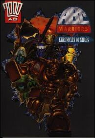 A.B.C. Warriors: Khronicles of Khaos 1-A by Hamlyn