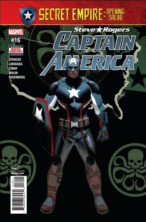 Captain America: Steve Rogers 16-A