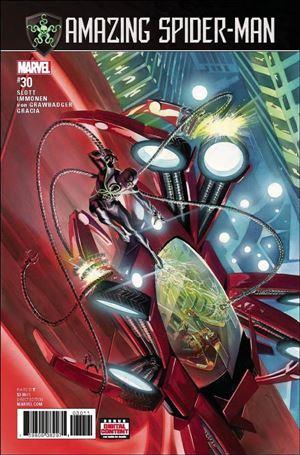 Amazing Spider-Man (2015) 30-A