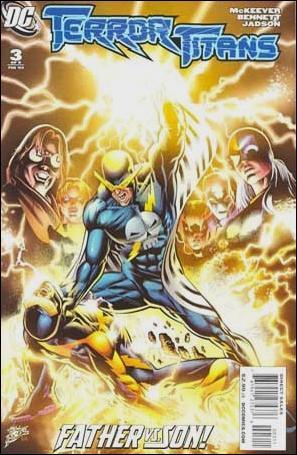 Terror Titans 3-A by DC