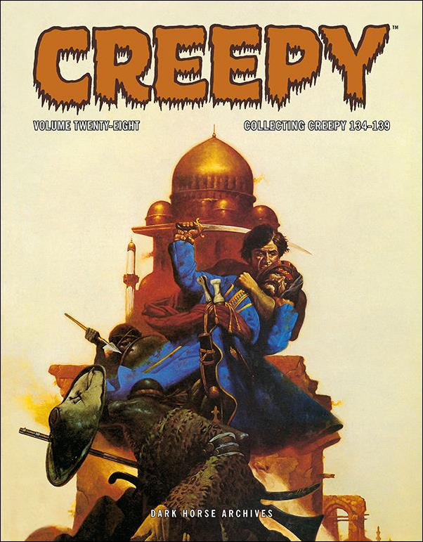 Creepy Archives 28-A by Dark Horse