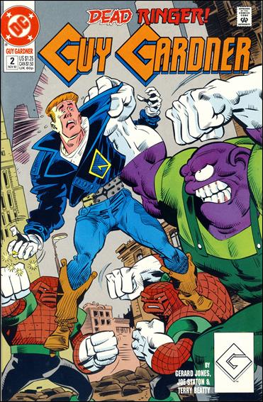 Guy Gardner 2-A by DC