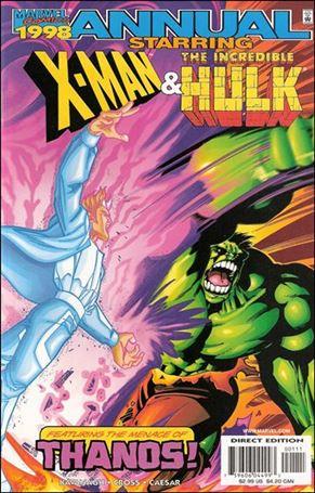X-Man Annual 1998-A