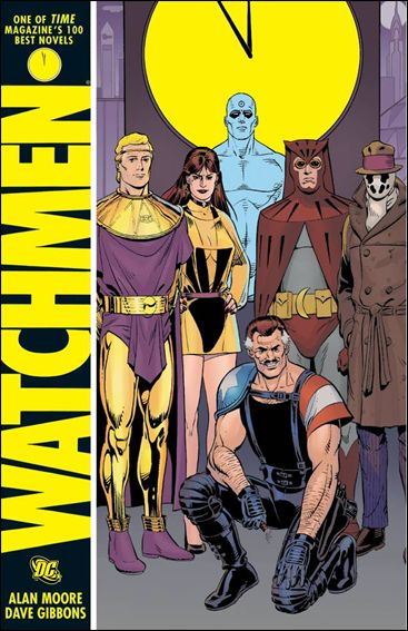 Watchmen: International Edition 1-A by DC