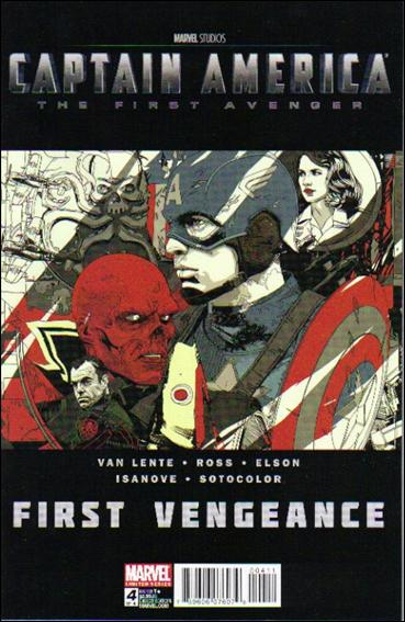 Captain America: First Vengeance 4-A by Marvel