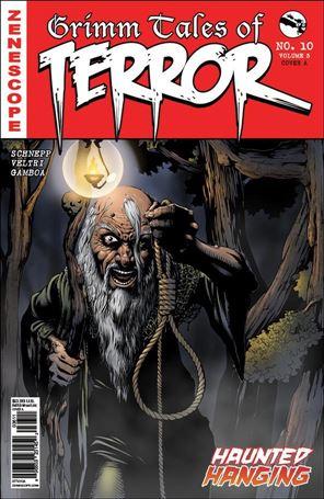 Grimm Tales of Terror Volume 3 10-A
