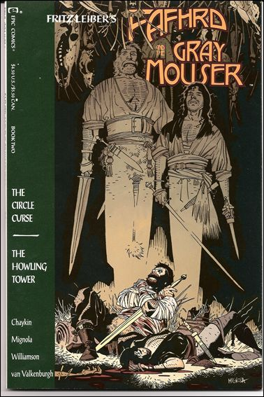 Fafhrd and the Gray Mouser 2-A by Epic