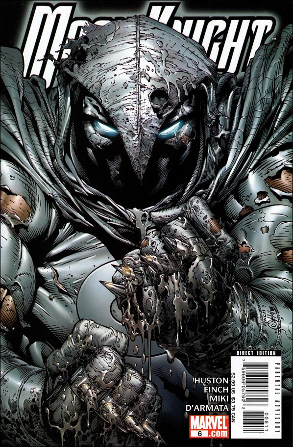 Moon Knight (2006) 6-A by Marvel