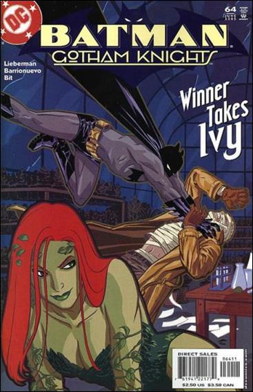 Batman: Gotham Knights 64-A by DC