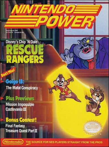 Nintendo Power 14-A by Future Publishing