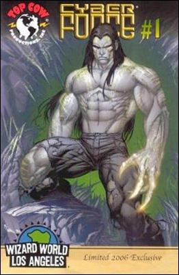 Cyberforce (2006) 1-H by Top Cow