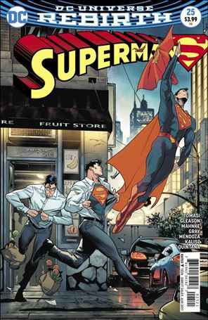 Superman (2016) 25-B