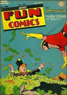 More Fun Comics 100-A by DC