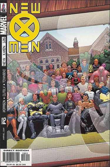 New X-Men (2001) 126-A by Marvel