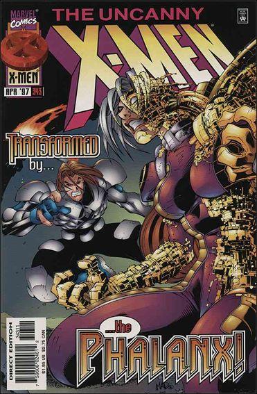 Uncanny X-Men (1981) 343-A by Marvel
