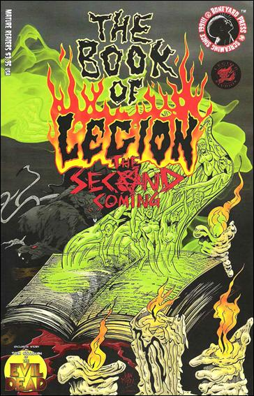 Book of Legion 2-A by Boneyard Press
