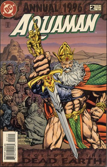 Aquaman Annual (1994) 2-A by DC