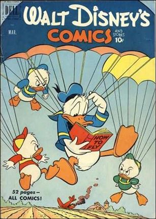Walt Disney's Comics and Stories (1940) 126-A
