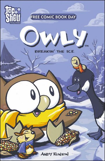 Owly: Breakin' the Ice nn-A by Top Shelf