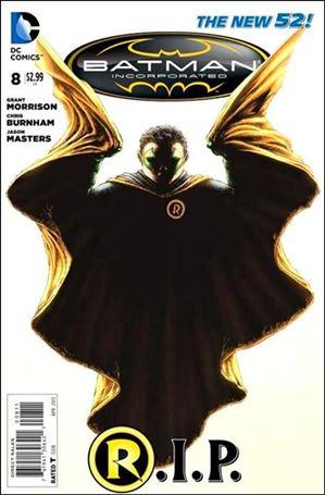 Batman Incorporated 8-A