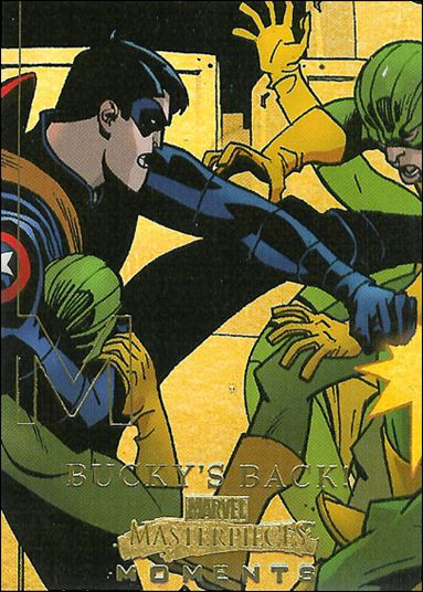 2008 Marvel Masterpieces: Series 3 (Marvel Moments Subset) MM4-A by Fleer