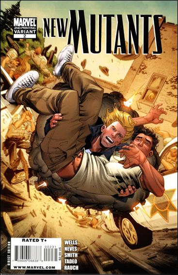 New Mutants (2009) 2-C by Marvel
